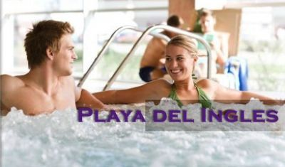 Spa relajante Playa del Ingles